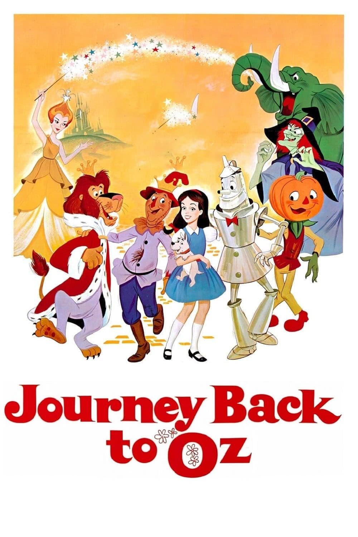 Regreso al maravilloso mundo de Oz