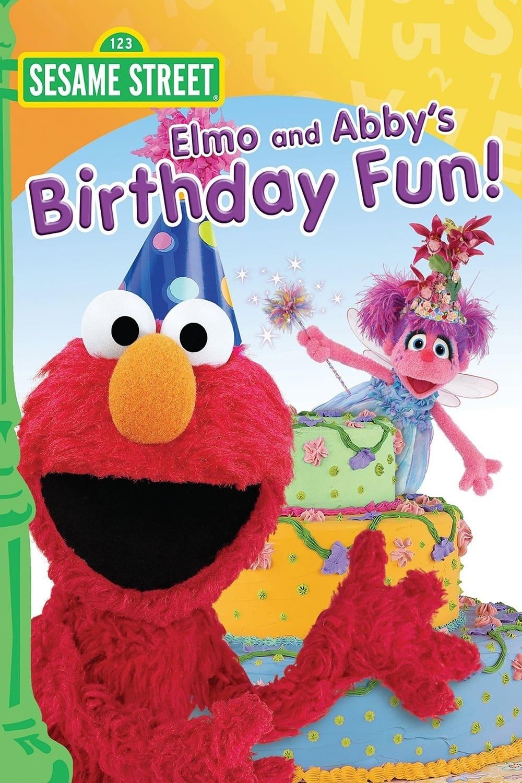 Elmo and Abby's Birthday Fun