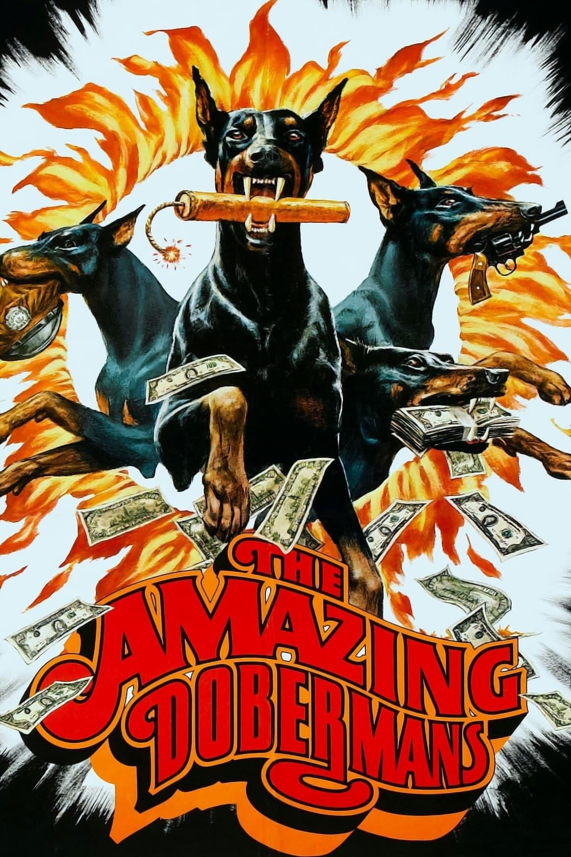 The Amazing Dobermans