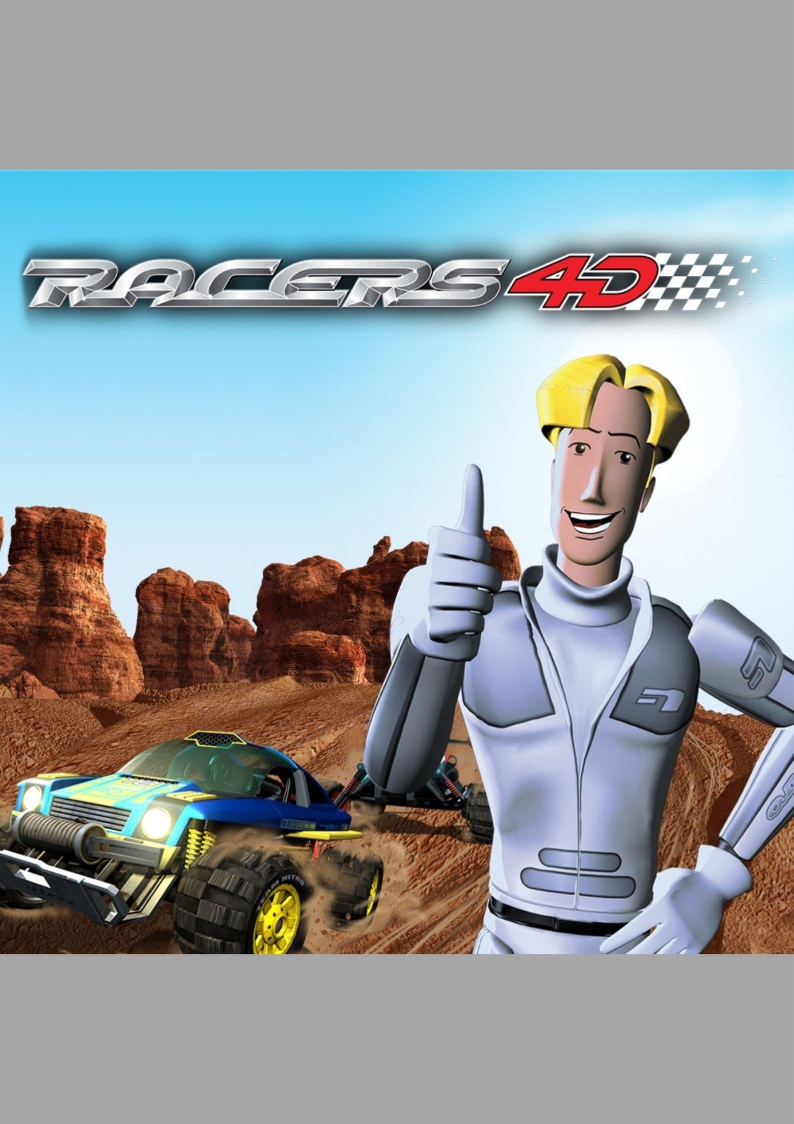 LEGO Racers 4D