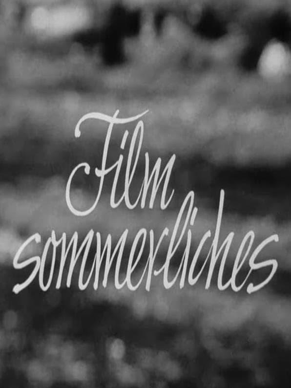 Filmsommerliches