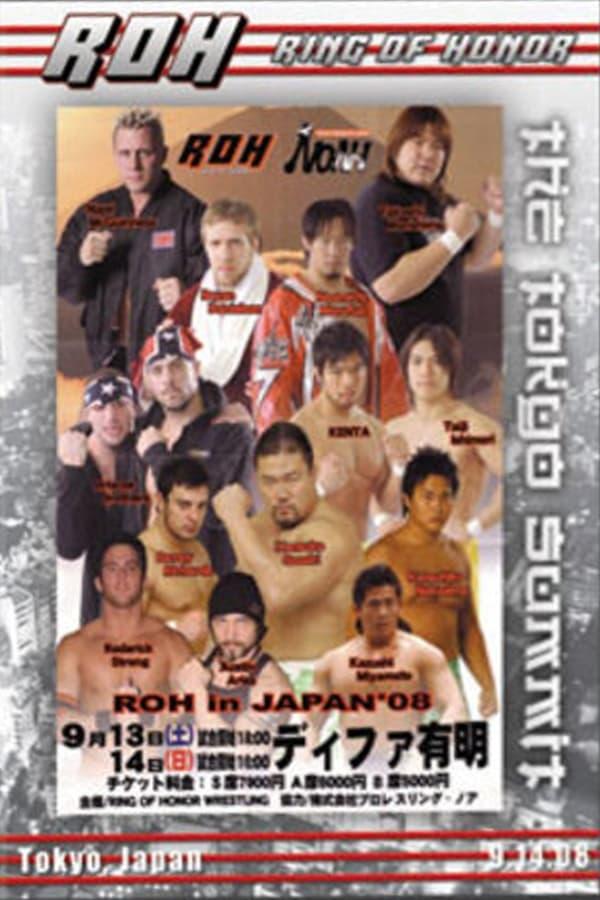 ROH The Tokyo Summit