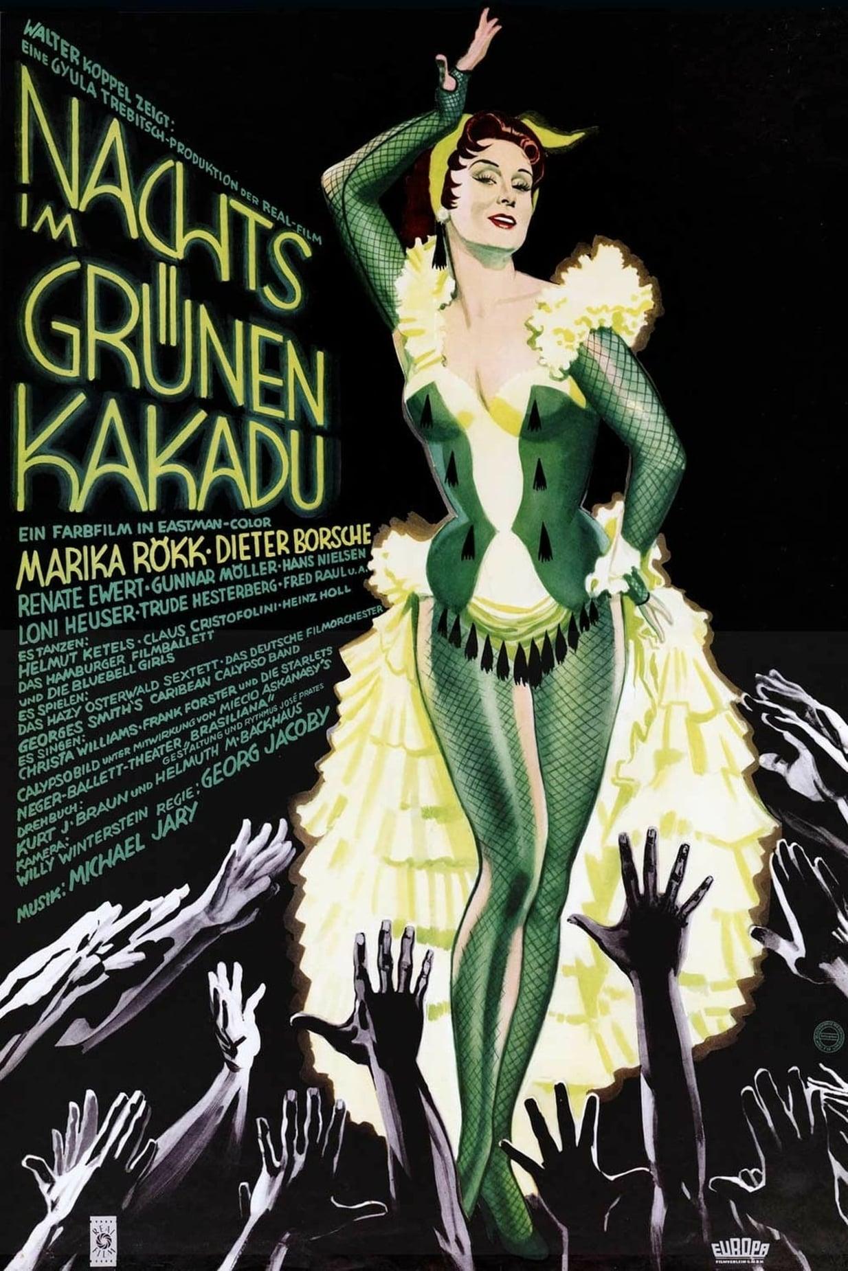 Nachts im Grünen Kakadu