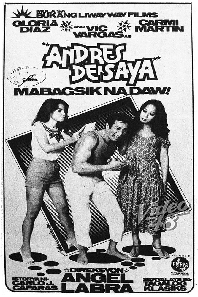 Andres De Saya (Mabagsik na Daw!)