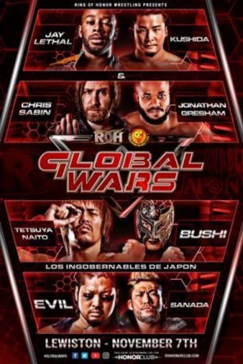 ROH/NJPW Global Wars 2018 - Lewiston