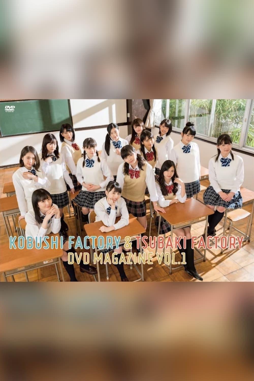 Kobushi Factory & Tsubaki Factory DVD Magazine Vol.1