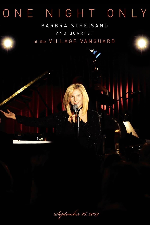 Barbra Streisand - Night Only at The Village Vanguard