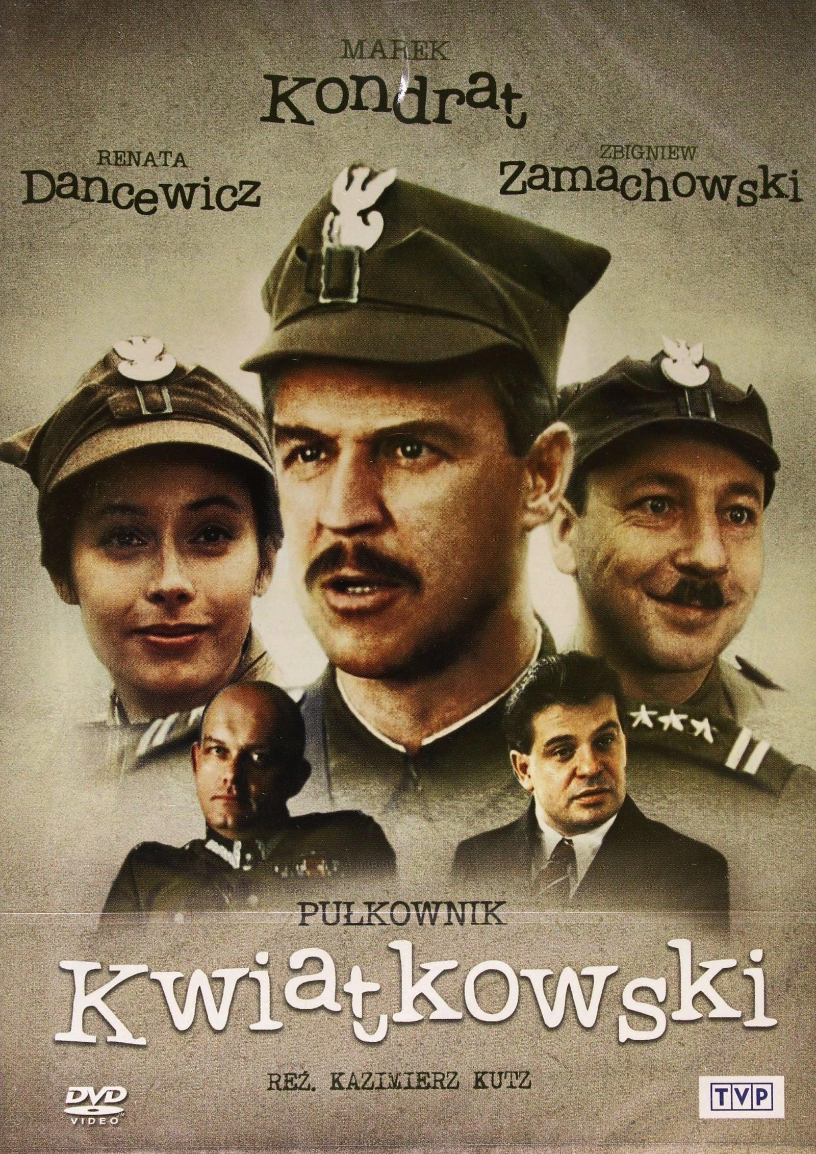 Colonel Kwiatkowski