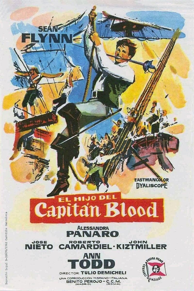 Der Sohn von Captain Blood