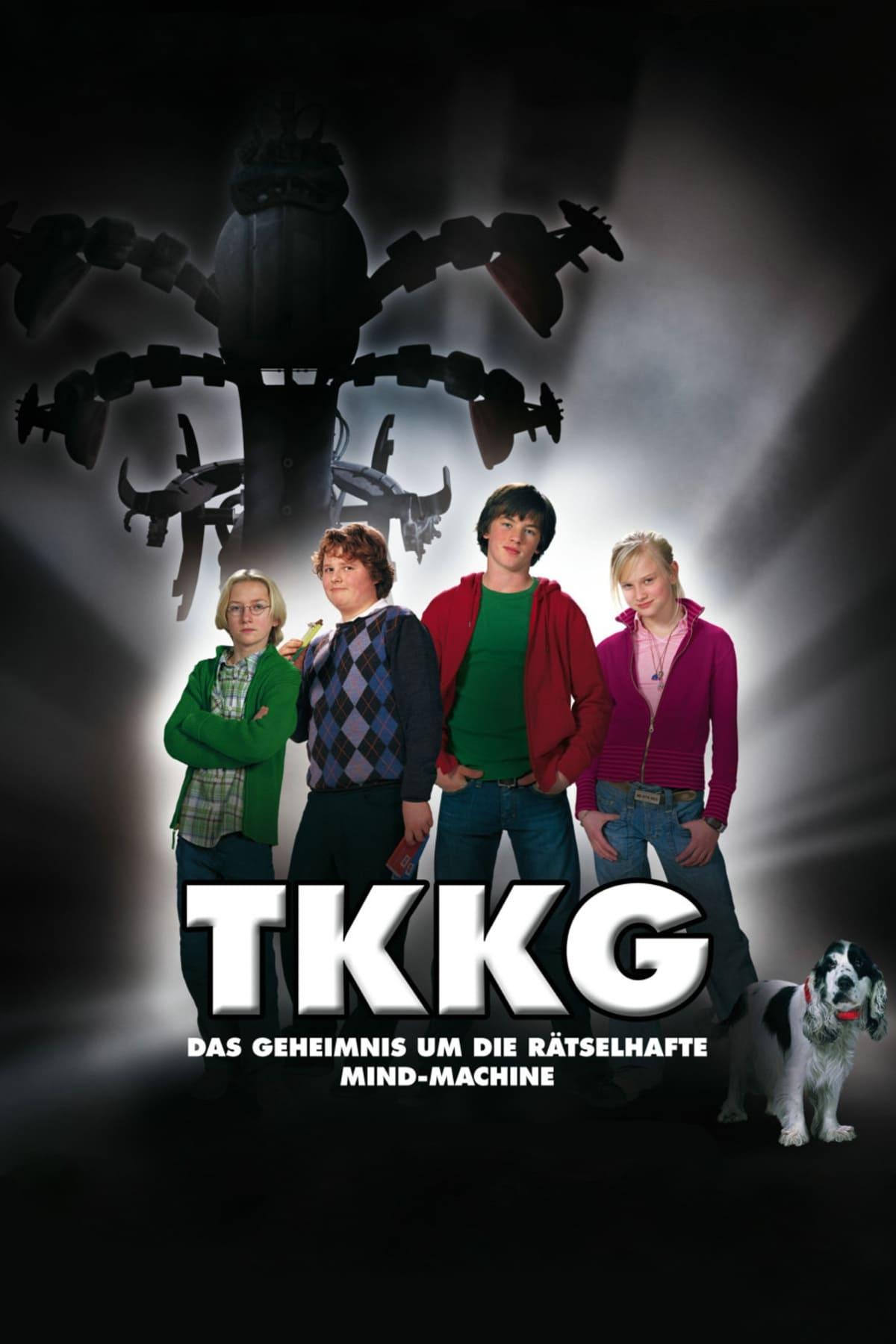 TKKG - The Secret of the Mysterious Mind Machine