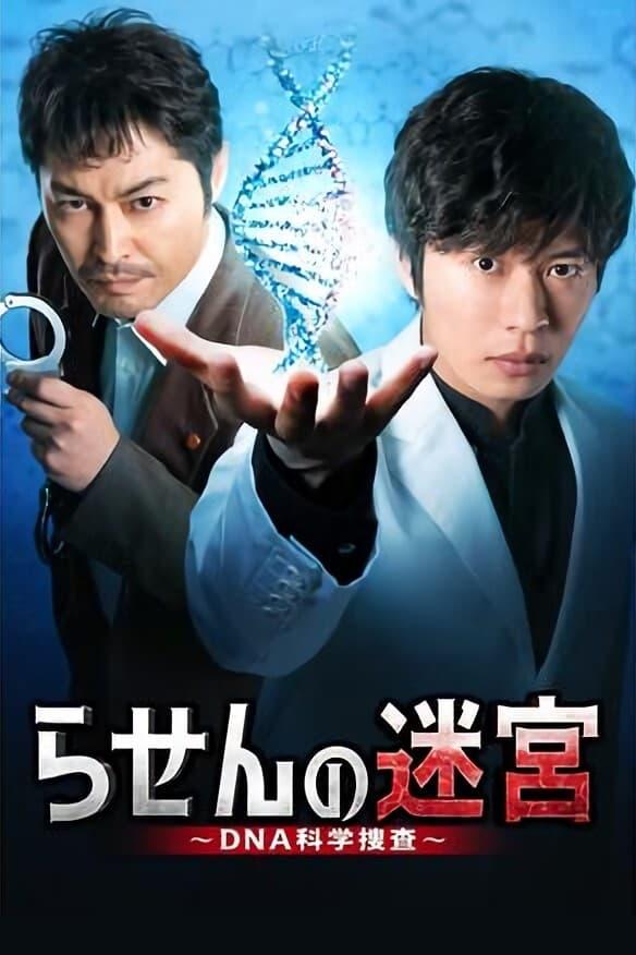 Spiral Labyrinth – DNA Forensic Investigation