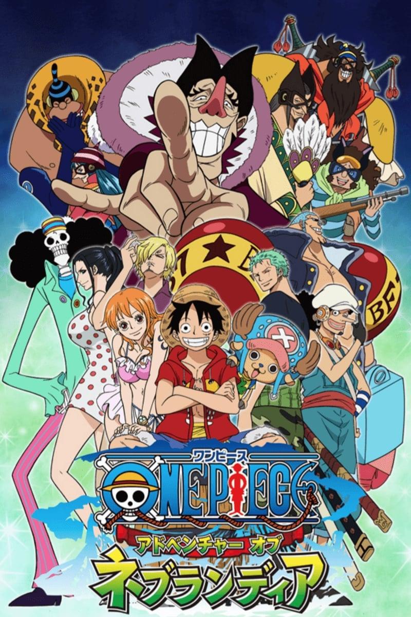 One Piece: Aventura en Nevlandia