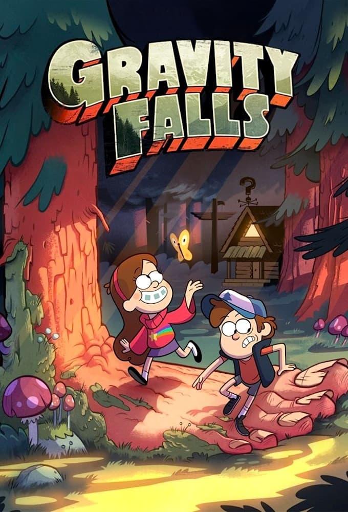 Gravity Falls: Um Verão de Mistérios