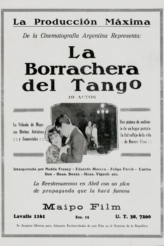 La borrachera del tango