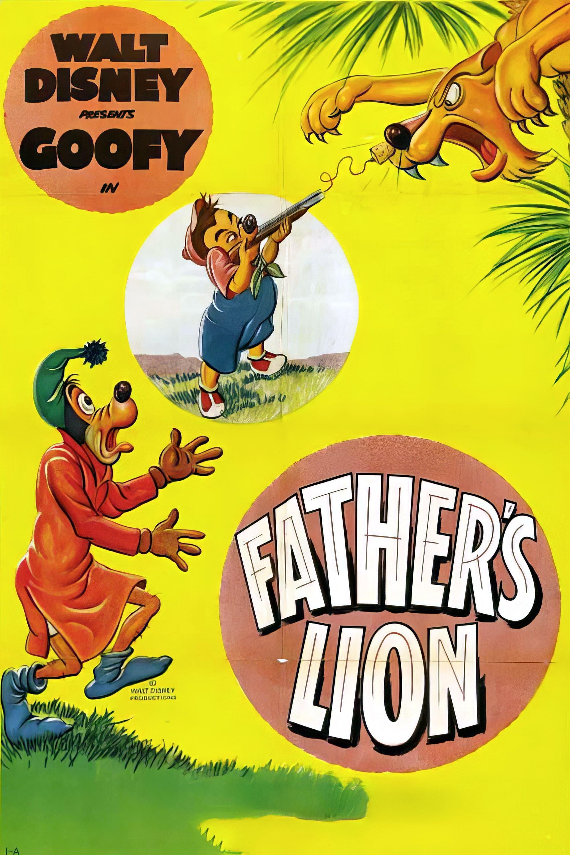 Papa, c'est un Lion