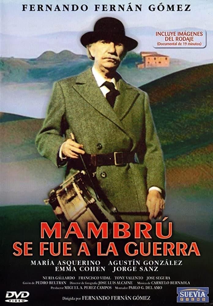 Mambrú se fue a la guerra