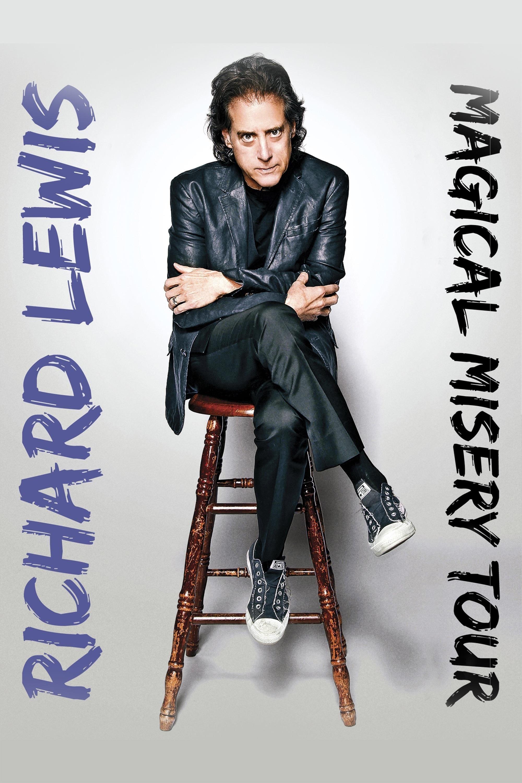 Richard Lewis: The Magical Misery Tour