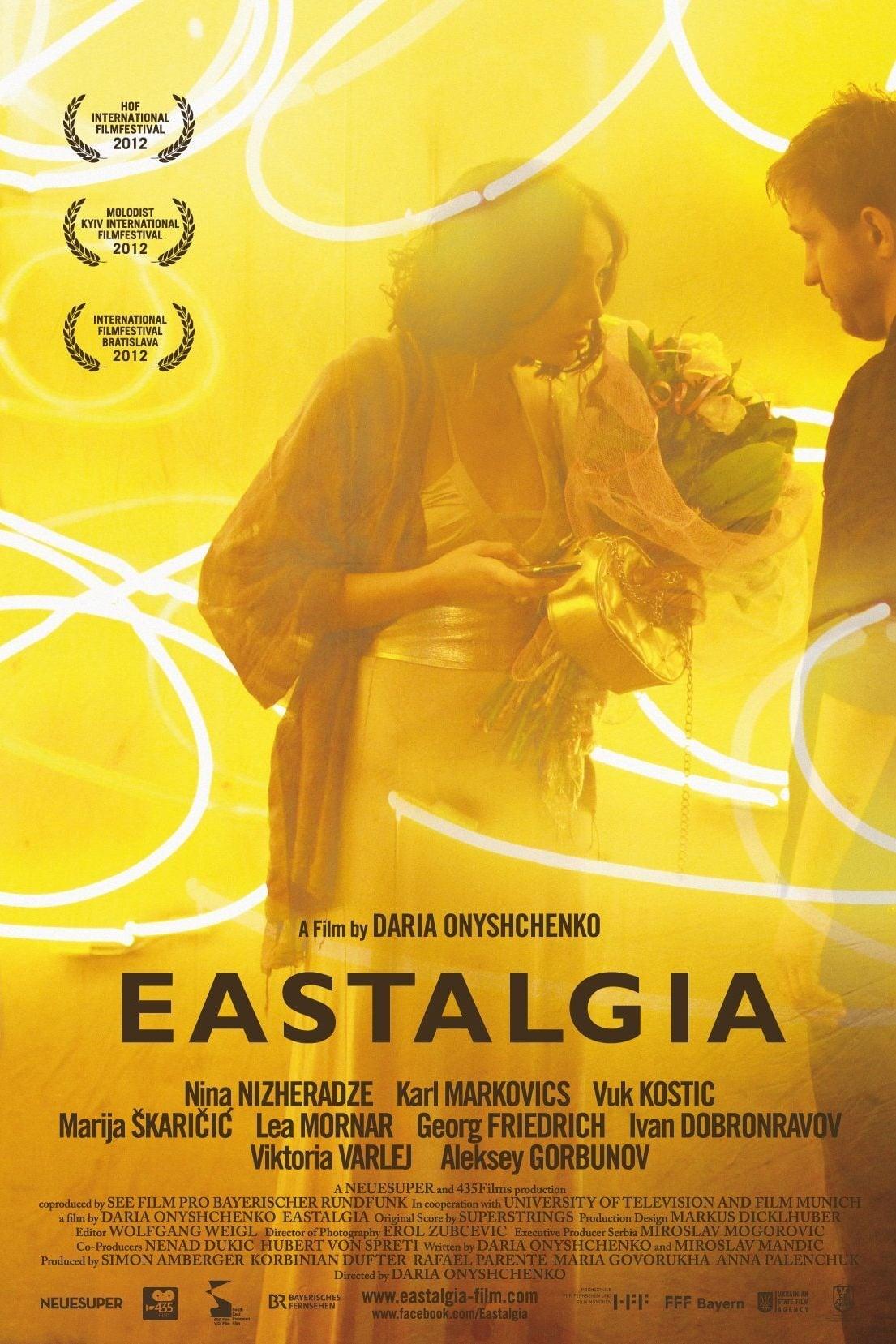 Eastalgia