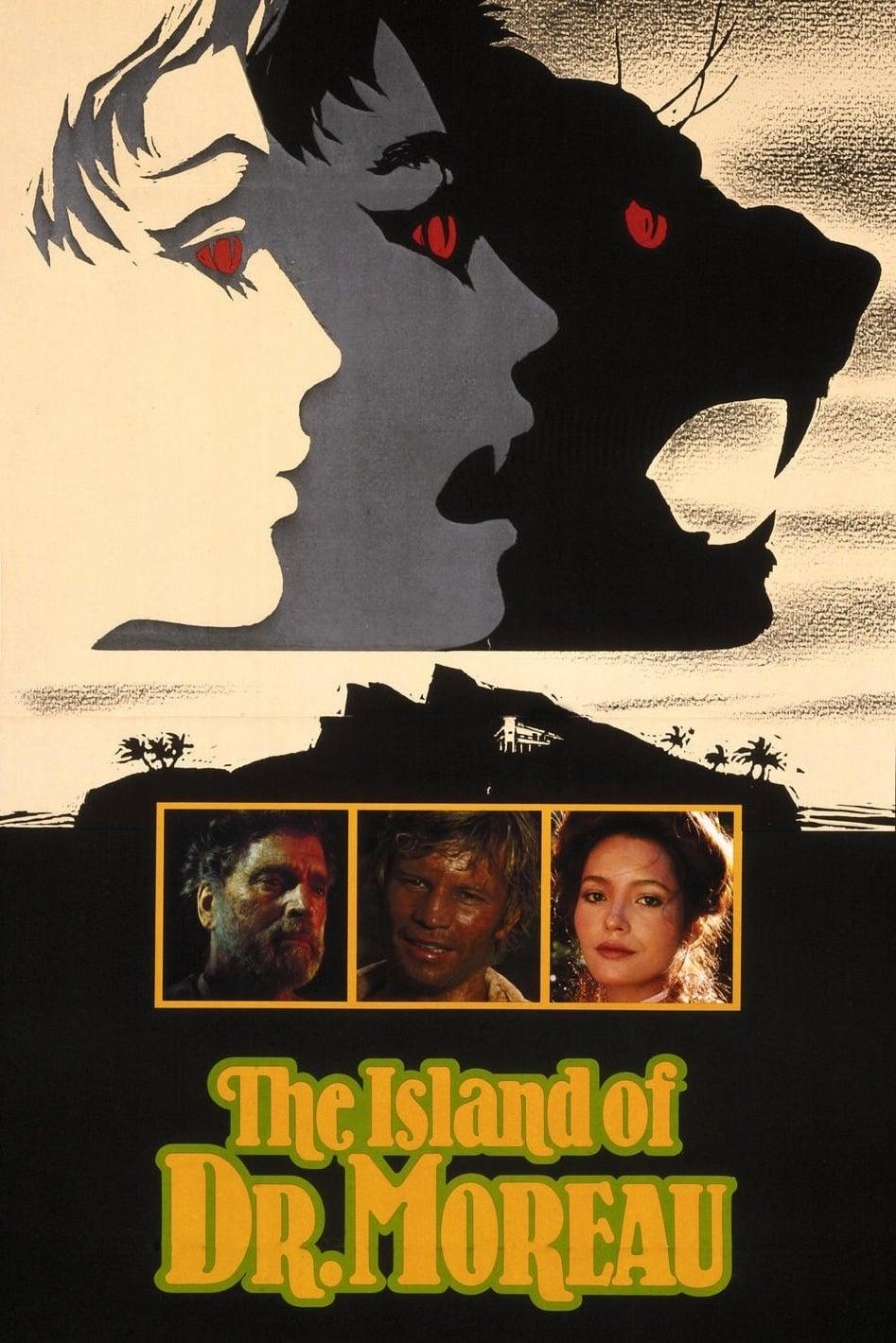 La isla del Doctor Moreau