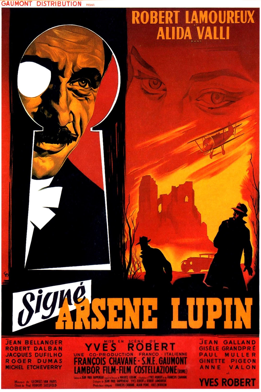 Signé Arsène Lupin