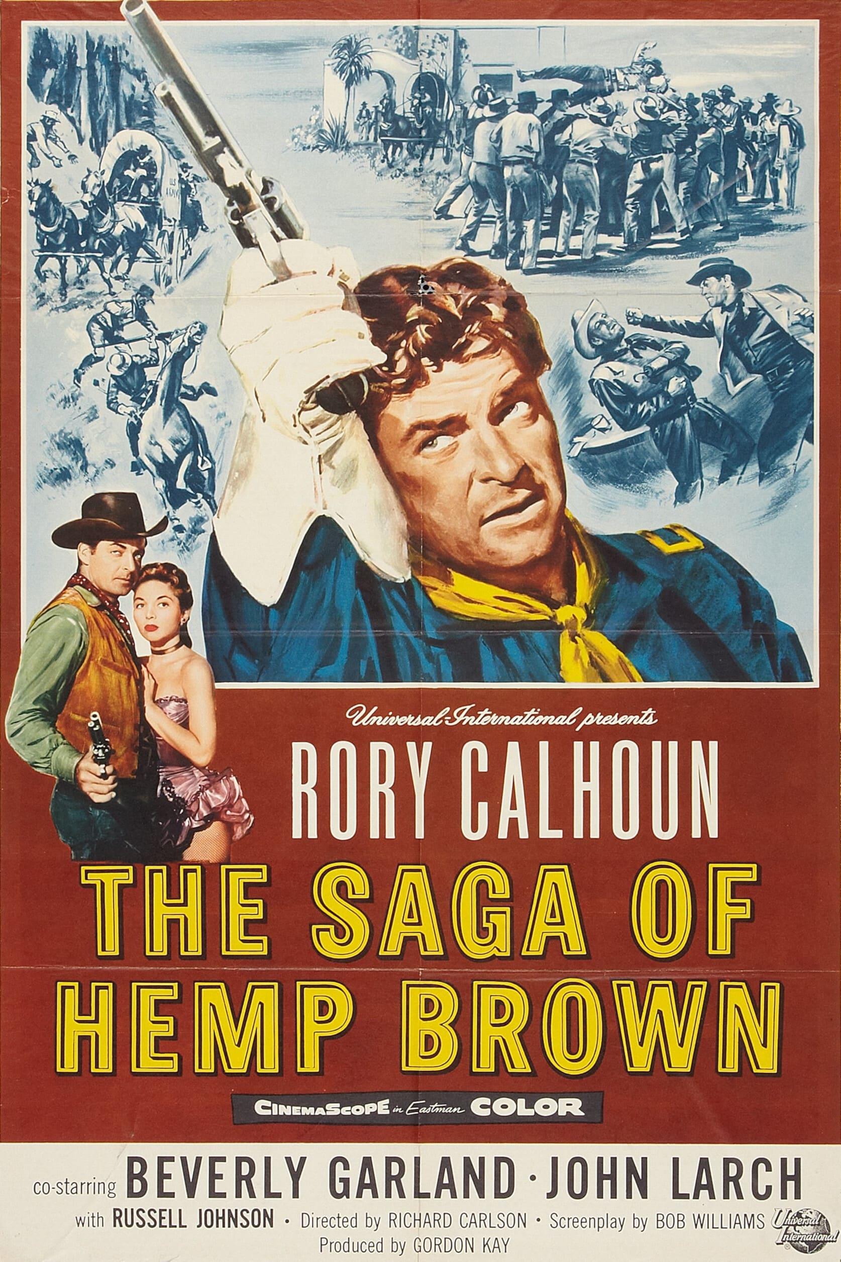 La saga de Hemp Brown