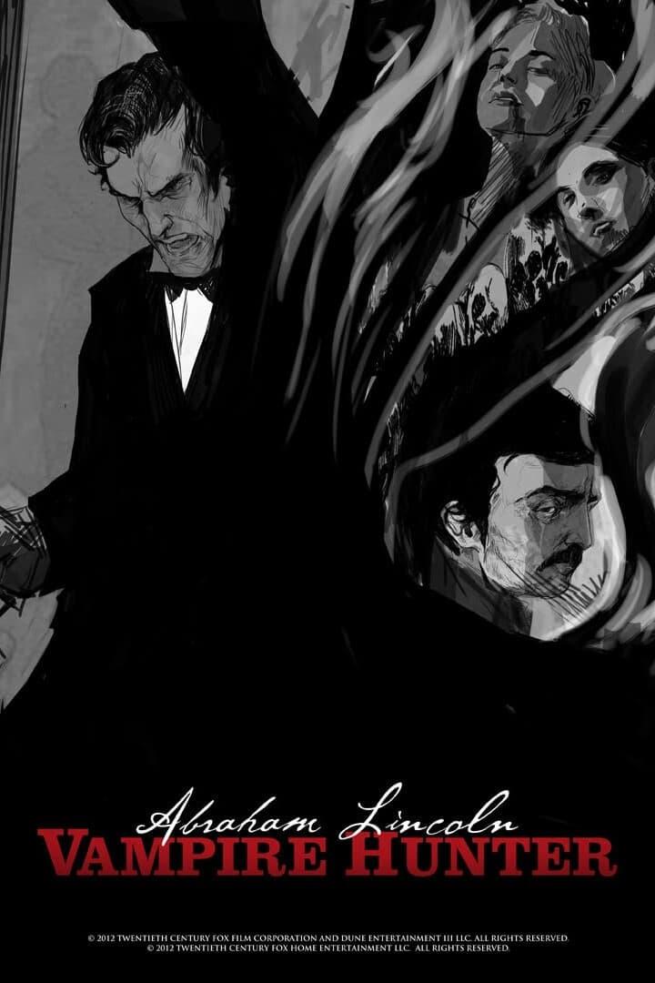 Abraham Lincoln Vampire Hunter: The Great Calamity