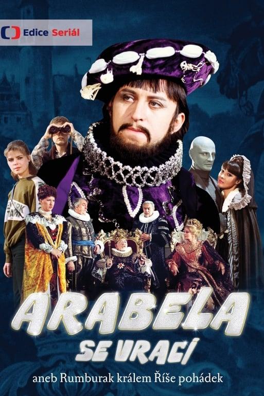 Arabela se vrací aneb Rumburak králem Říše pohádek