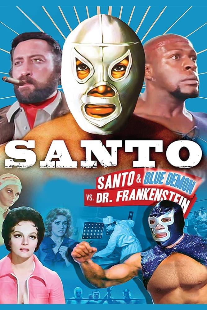Santo and Blue Demon vs. Dr. Frankenstein