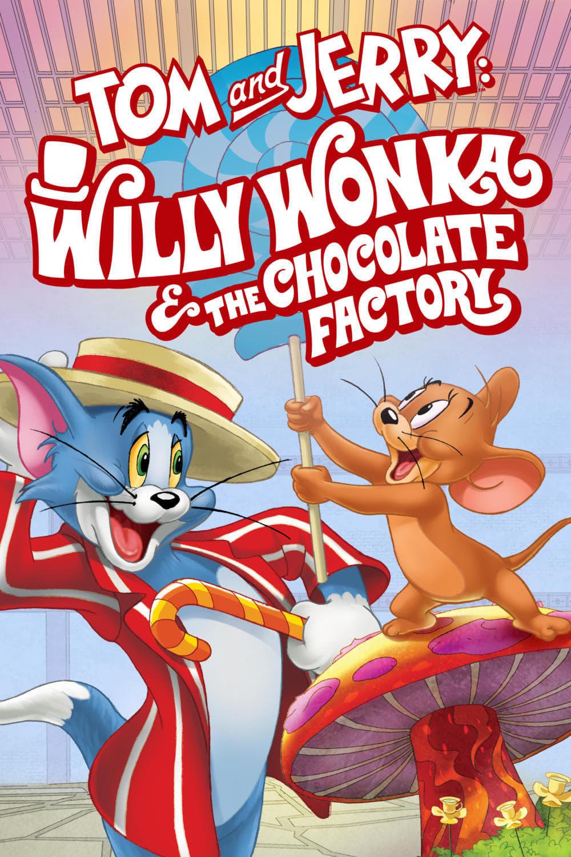 Tom e Jerry - A Fantástica Fábrica de Chocolates