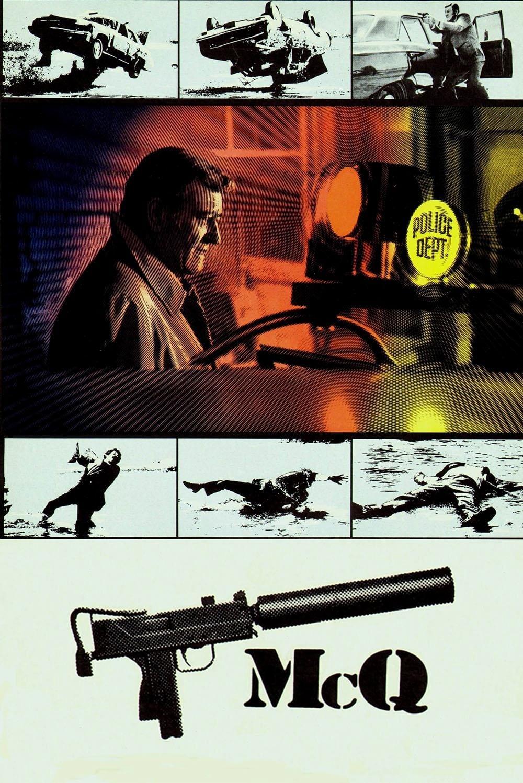 McQ - Um detetive acima da lei