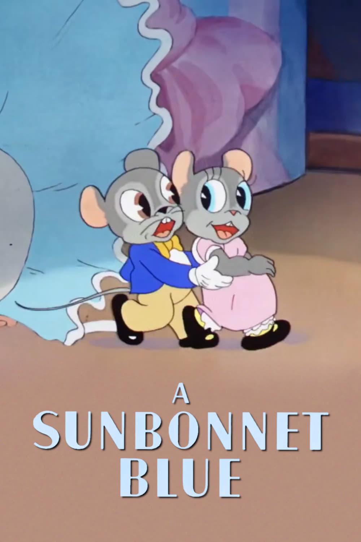 A Sunbonnet Blue