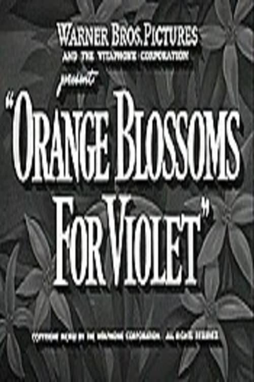 Orange Blossoms for Violet