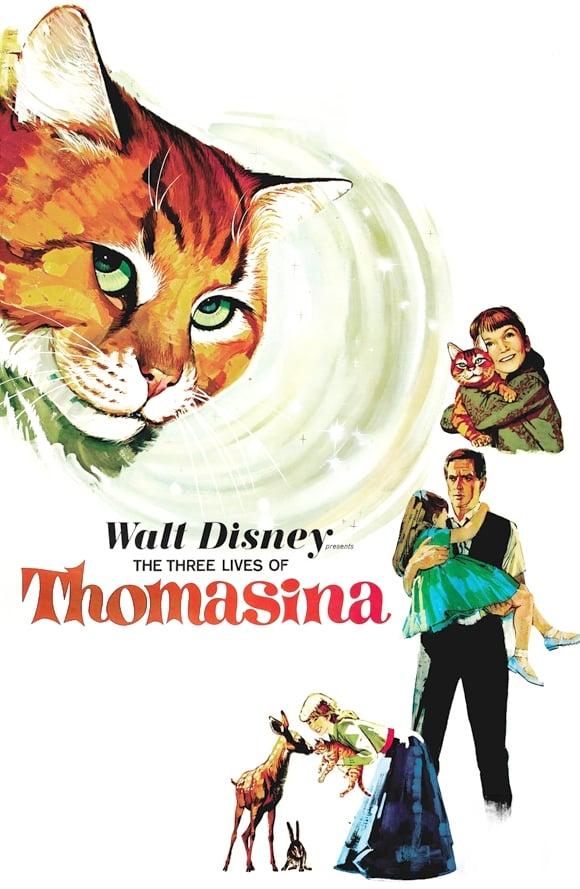 Les trois vies de Thomasina