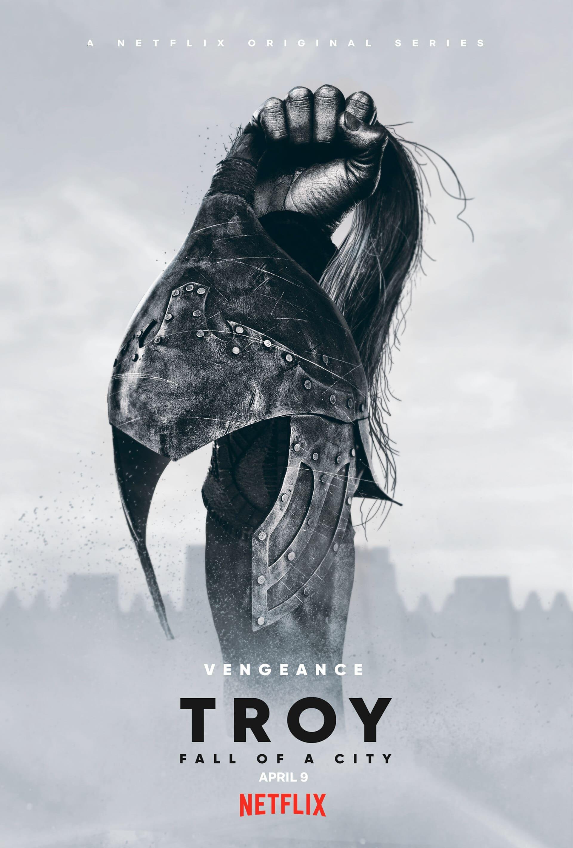 Troya: La caída de una ciudad