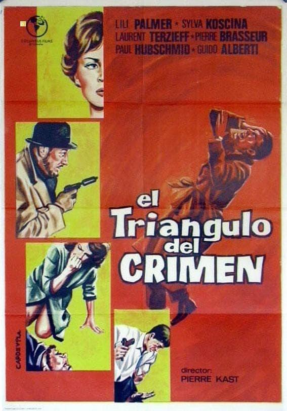 El triángulo del crimen