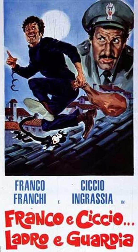 'Franco e Ciccio... Ladro e Guardia'