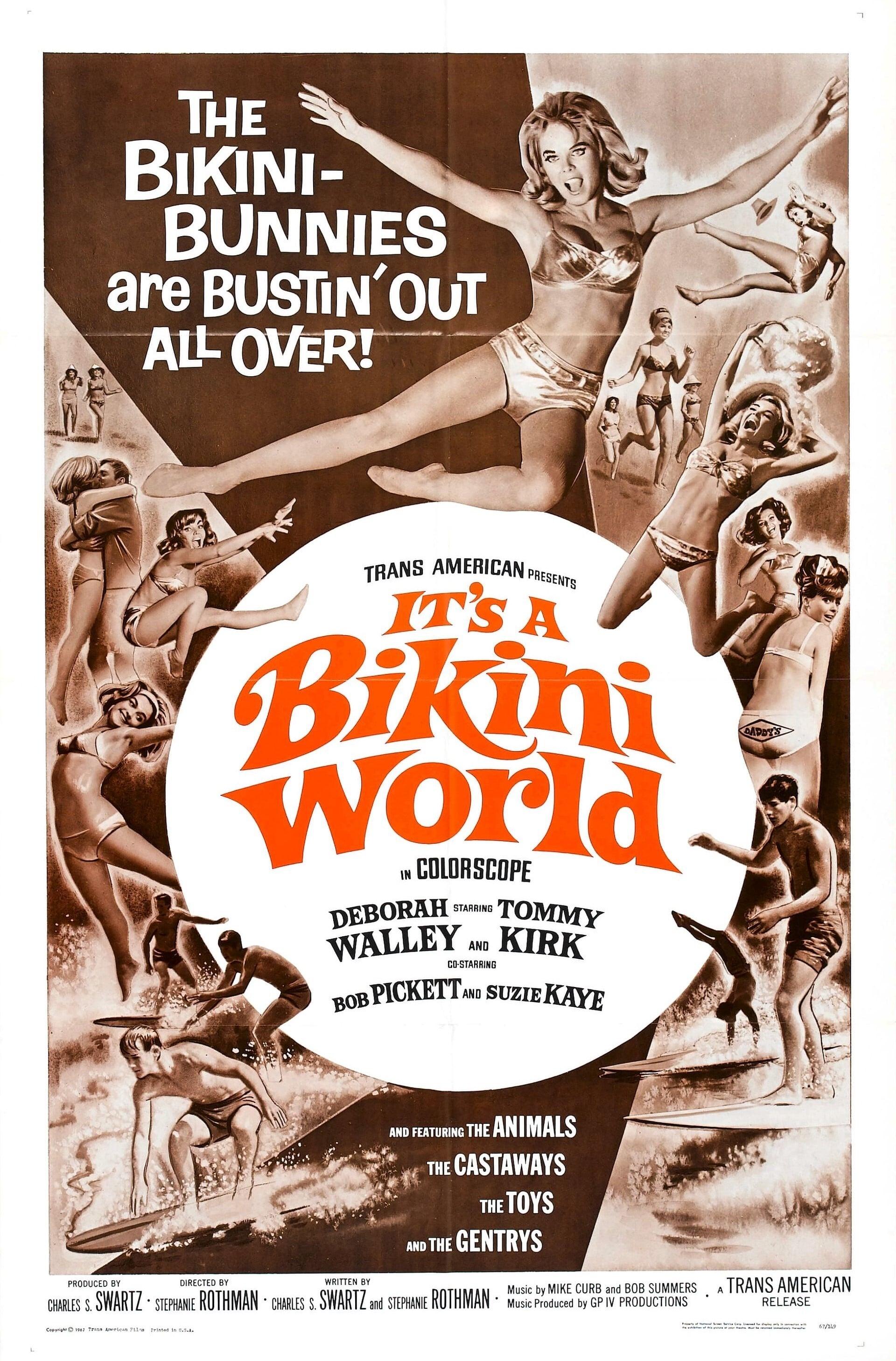 It's a Bikini World