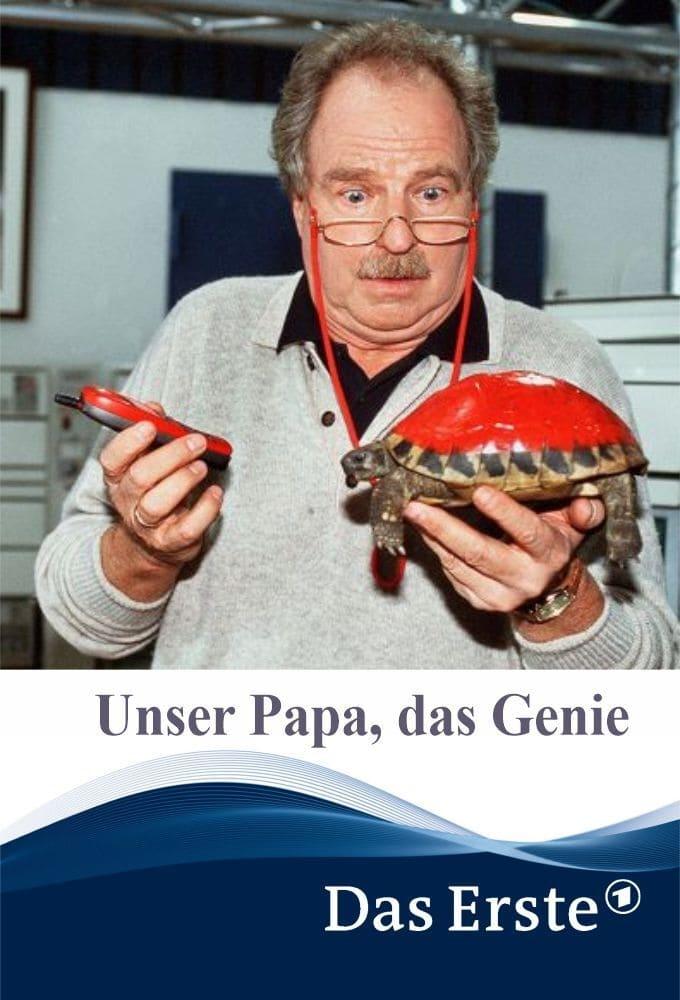 Unser Papa, das Genie