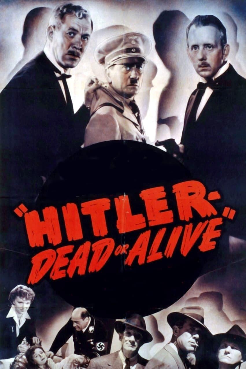 Hitler- Dead or Alive