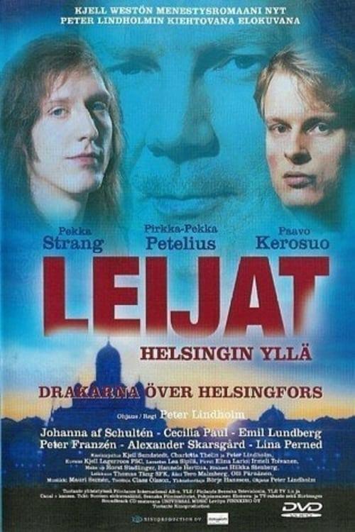 Kites Over Helsinki