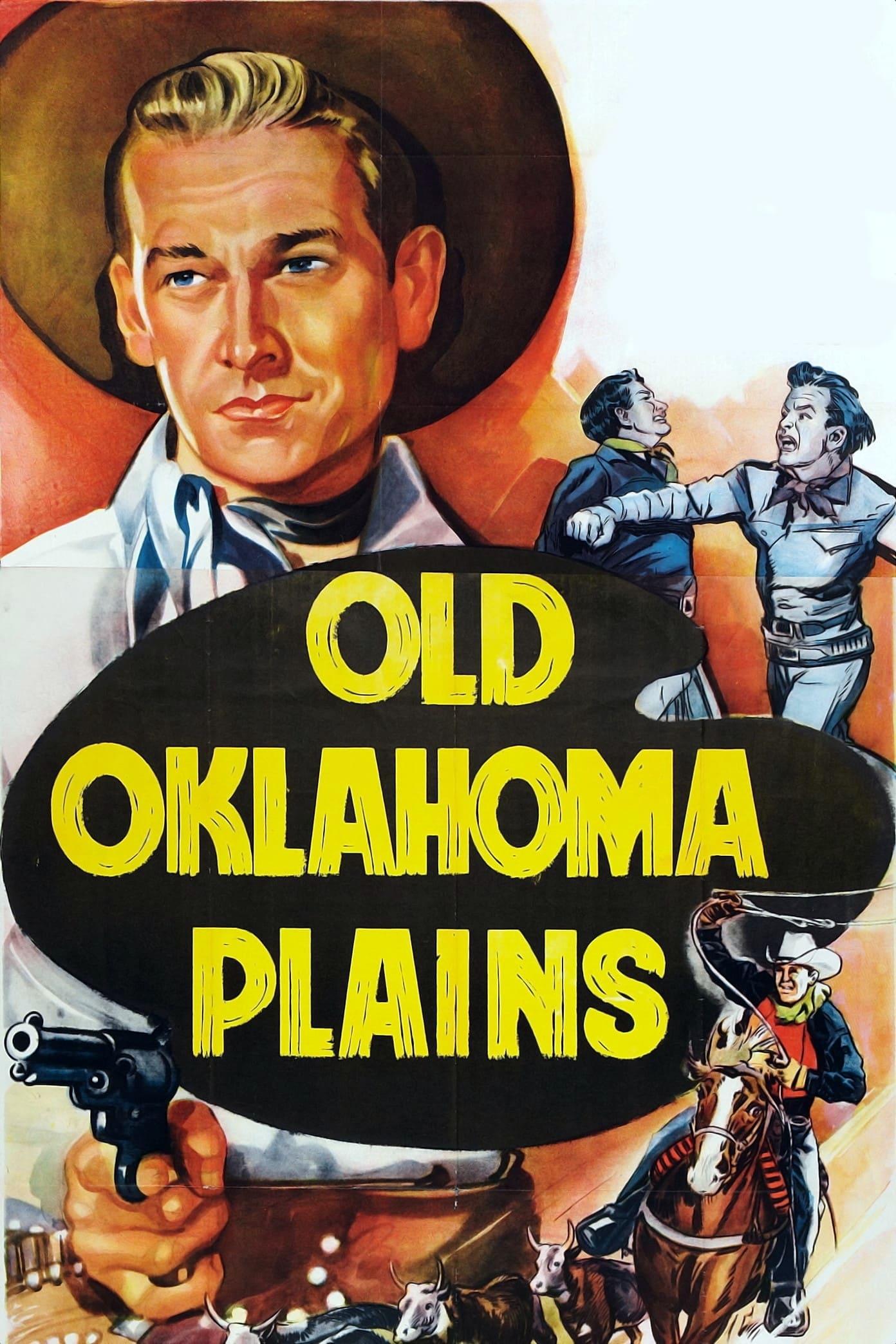Old Oklahoma Plains