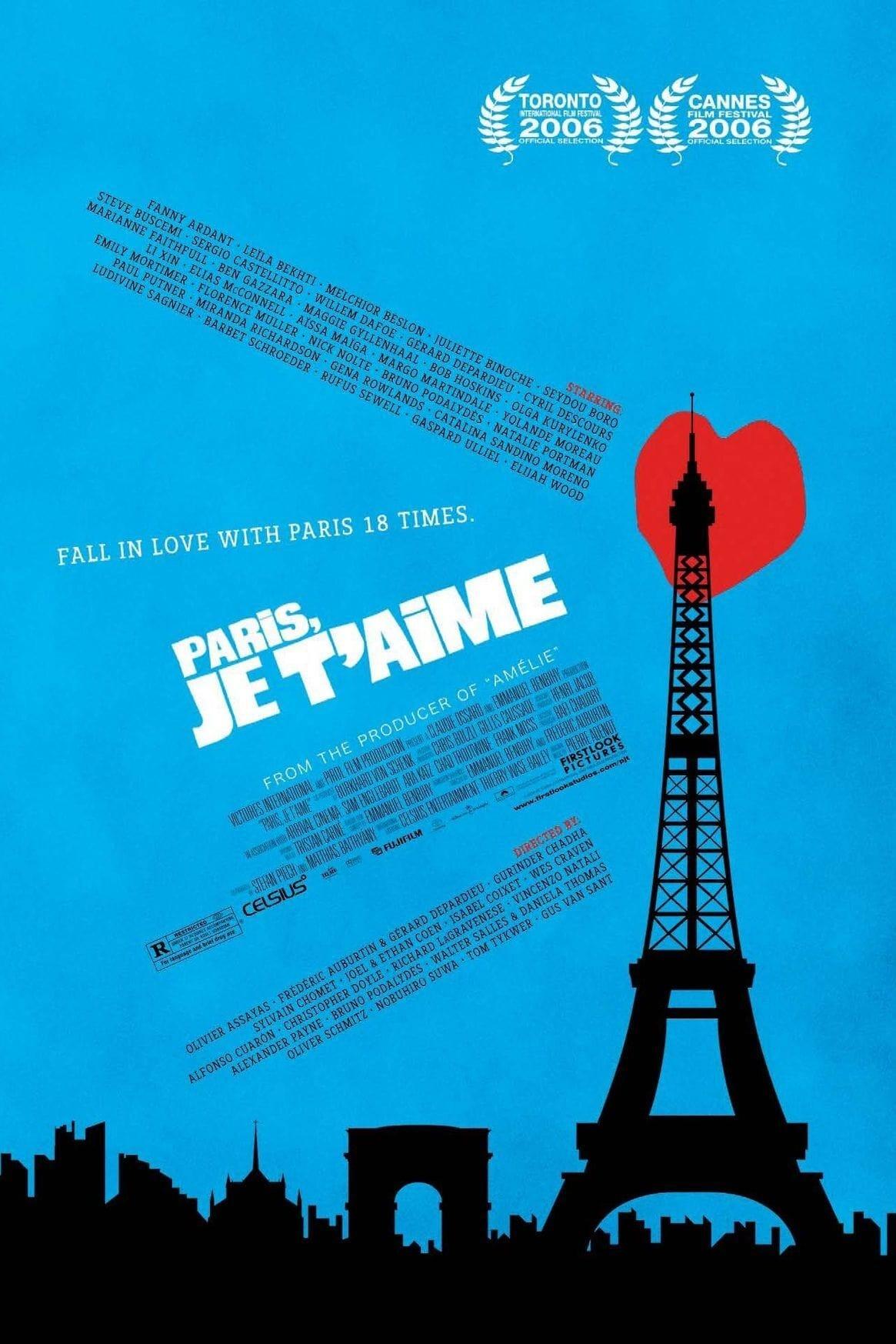 París, je t'aime