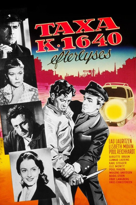 Taxa K-1640 efterlyses