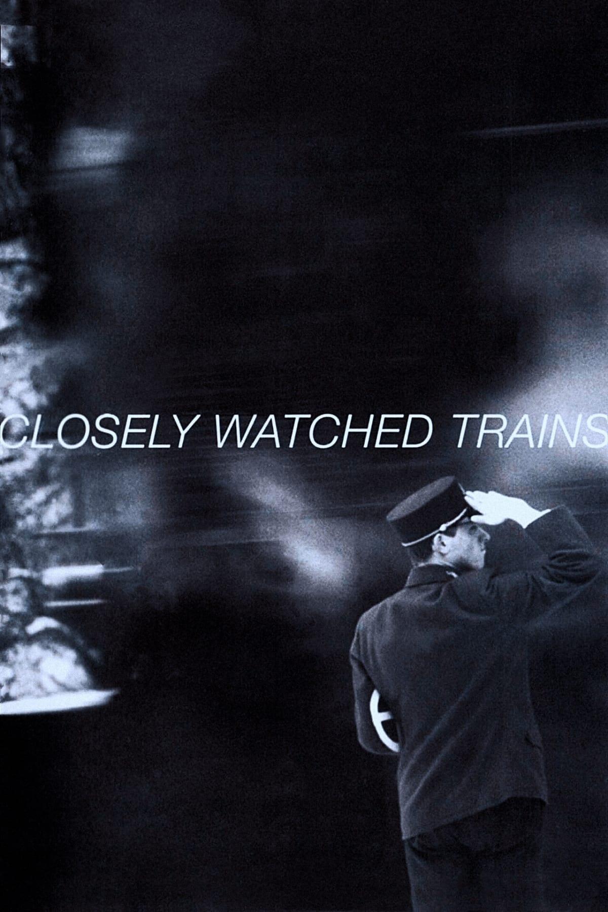Trens Estreitamente Vigiados