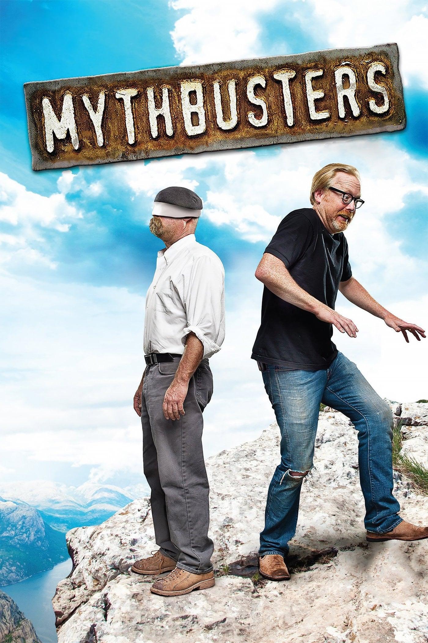 Os Caçadores de Mitos