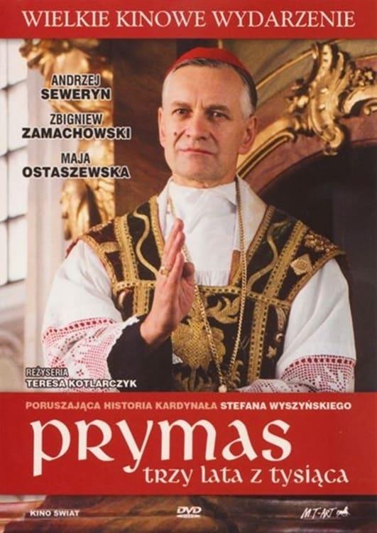 Prymas - trzy lata z tysiąca
