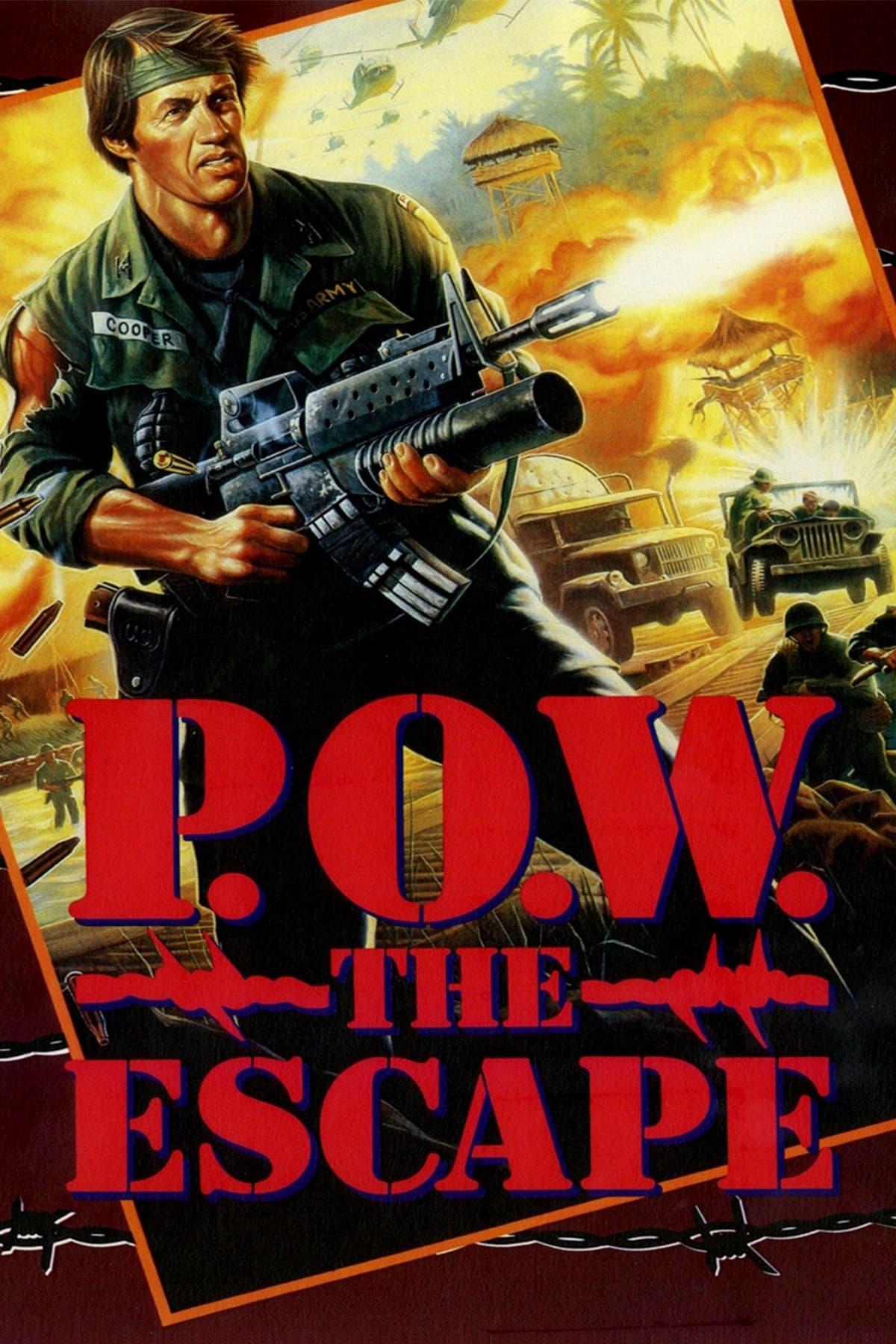 P.O.W. The Escape
