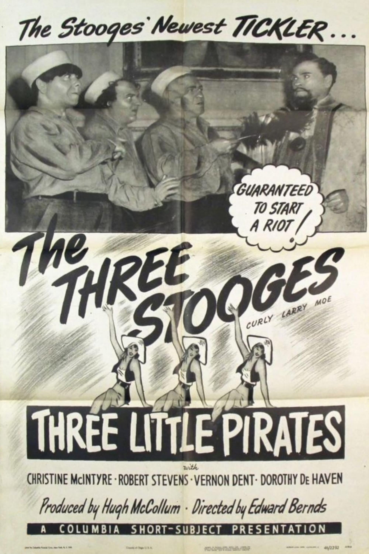 Three Little Pirates