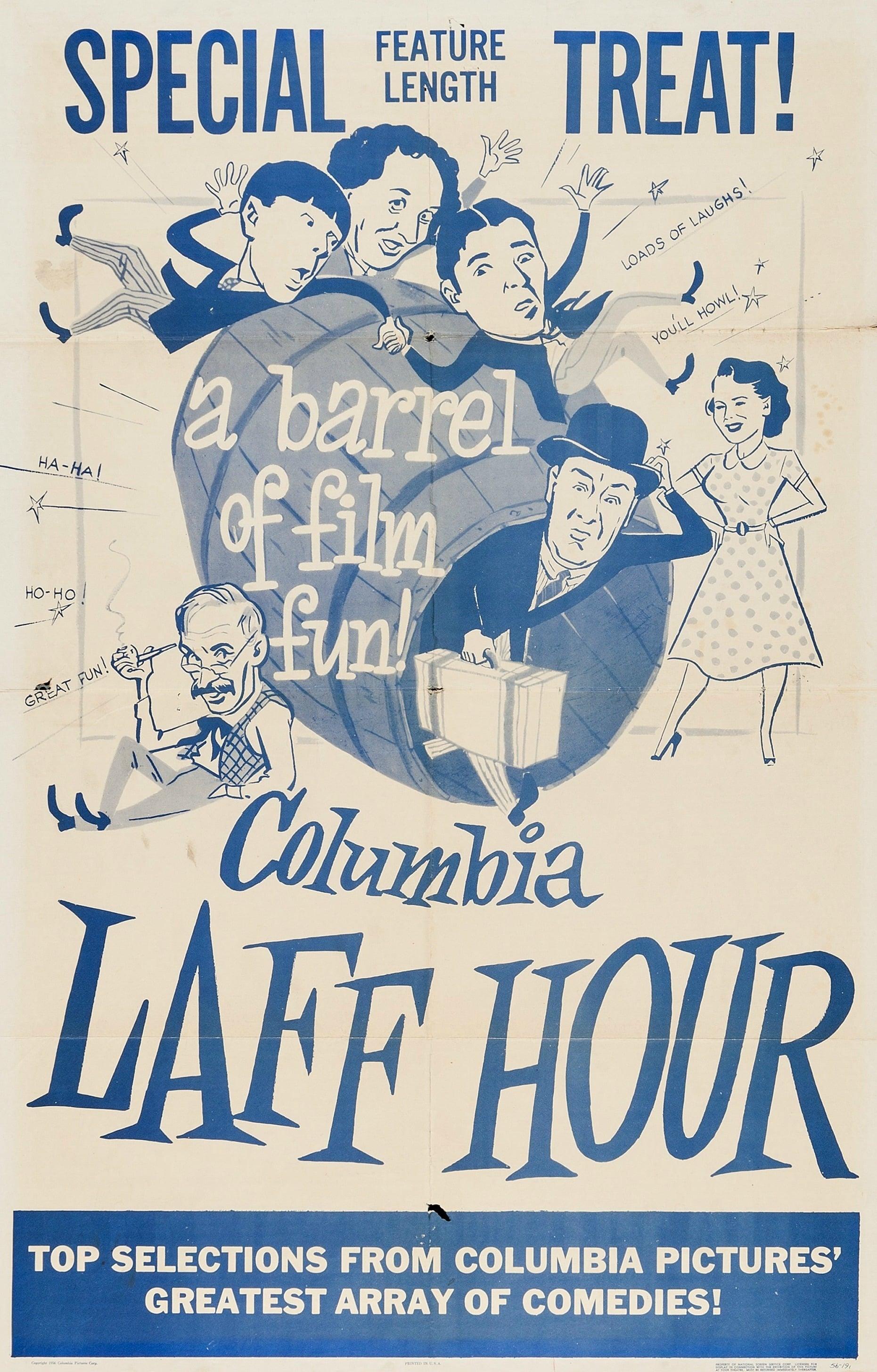 Columbia Laff Hour