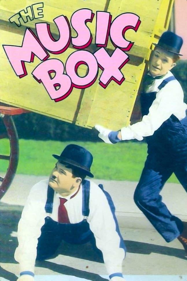 Laurel et Hardy - Livreurs sachant livrer